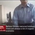 BBC undercover investigation Organ selling in China